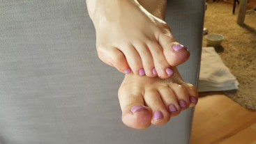 Julie Holly Foot Fetish