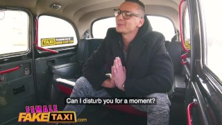 Preview 4 of Female Fake Taxi Bored busty driver swaps fare for hot taxi fuck