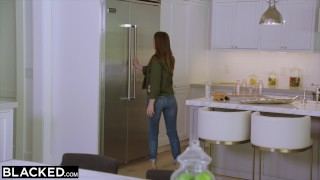 Her back behind boyfriends bbc blacked her fucks teen sister's cock bbc