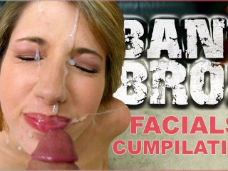 BANGBROS – Epic Facial Fest Cum Shot Compilation Featuring Preston Parker