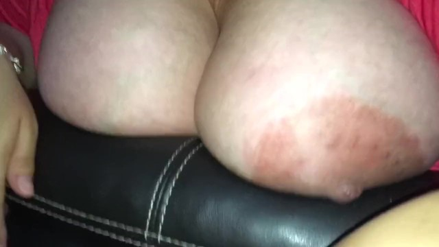 Fucking titts ass Wife with big titts gets fucked on the couch doggystyle