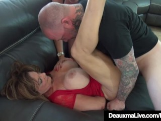 Caneing videos cougar deauxma subdued tied up by ariella ferrara 2 men! Deauxma ar