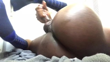 FUCKING & FREAKING MY SELF | NUT ON MY OWN ASS