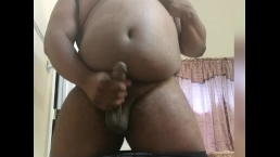 Black Chub Shoots Big Load