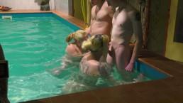 Swimming Pool Orgy - trailer