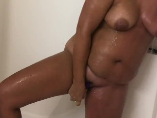 Horny in the Shower
