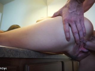 Preview 2 of So much cum in my asshole! The Perfect Anal Creampie