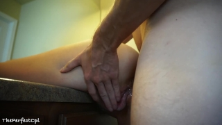 So much cum in my asshole! The Perfect Anal Creampie Raven ass