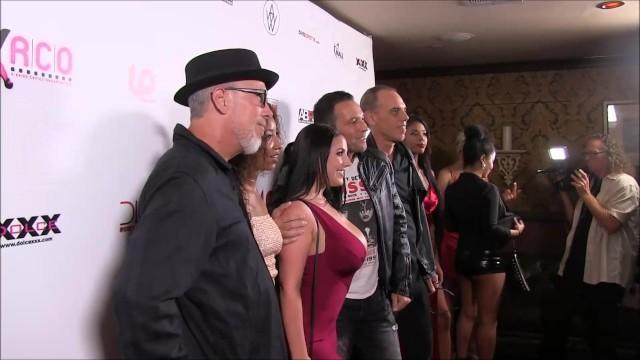 Awards porn Xrco awards 2018 red carpet part 6