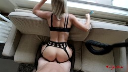 anal fucking and Rimming with hot milf