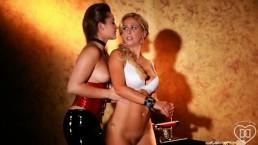 DaniDaniels.com - 44 - Dani Daniels and Cherie Deville BDSM GG