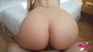 How long could you resist this twerk on your cock? porno