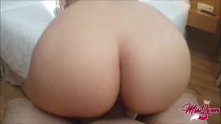 How long could you resist this twerk on your cock? Ir ir