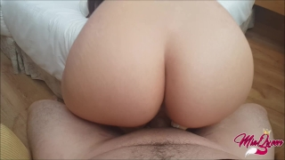 How long could you resist this twerk on your cock? It ass