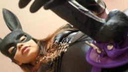 Mistress Sami Parker Teasing Ass