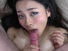 - Creampie Asian Rough Fuck Until She Shakes!! - Rae Lil Black/><br/>                         <span class=