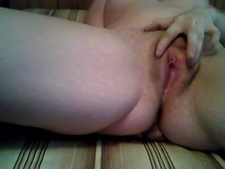 HORNY MOANING MASTURBATING MY CLIT& FINGERING MY ASSHOLE &LICK CUM ENDING!