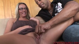 Huge bigtits college cock reece megan black by pounded girl with hard fucked