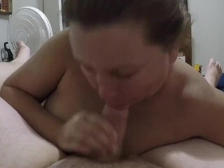 Good Morning Blowjob - POV