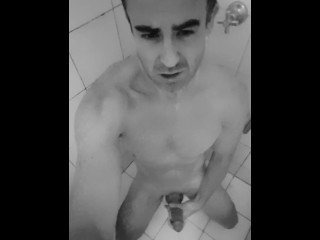 Wet n wild - shower masturbation (Hvitr Vargulfr Solo)