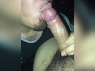 slow mo of me sucking thug Mexican