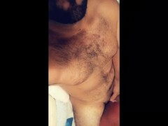 Teaching my friend  dad how to suck dick  and  swallow