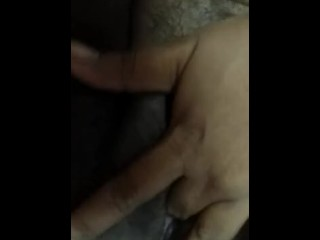 Tamil girl fingering pussy