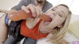 Cute And Horny Step Daughter Gagged And Fucked S3:E10