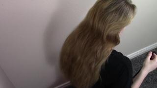 POV Hair Job Blowjob Cumshot in Hair Roleplay Video Hair Fetish
