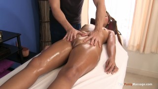 Smooth slippery skin massage leads to horny sex  soapy bangkok thai pattaya asian bargirl massage thaipussymassage happy ending petite dark haired thailand nuru small boobs