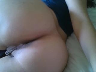 Erotic ASMR 'Big Bum Pussy Play'