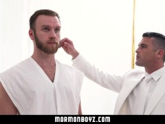MormonBoyz - Bearded Daddy Gets a Good Fucking
