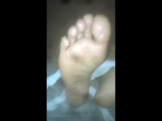 ebony teen 3AM butter smooth soft soles