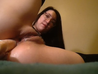 Asian Anal, Squirt & Dildo Fucking - ManyVids Preview - Liz Lovejoy