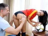 TeamSkeet - Hot Latina Teen World Cup Fucking