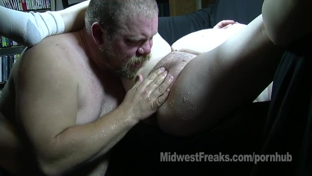 Mellisa midwest fingering ass - A trucker and his old lady