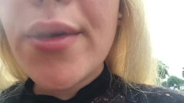 Quick public smoking video while I wait for my bus