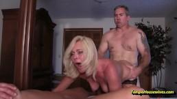 Ms Paris Rose in Gang Bang the Stripper