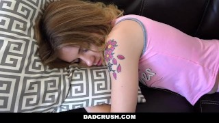 His dadcrush stepdad fucks stepdaughters lucky step teenager