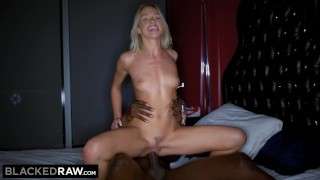BLACKEDRAW Beautiful Teen's First BBC!