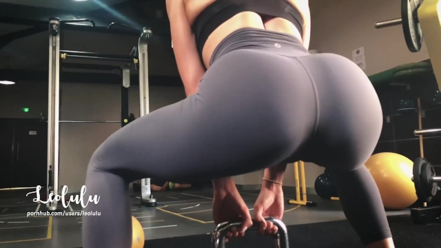Party gym slut amateur