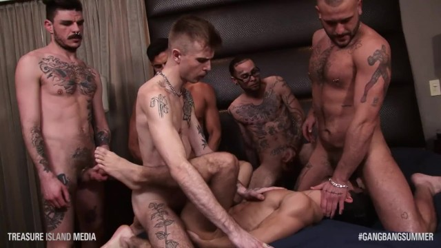 Free 15 minutes gay porn moviemonster Gangbangsummer 15 minutes of raw group fucking