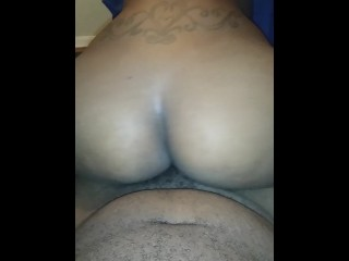 My wife riding daddy dick
