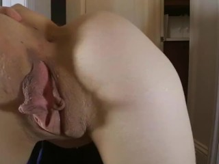 Showing off my delicious labia lips