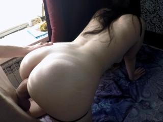 Amazing Doggy Fuck w Tasty Babe