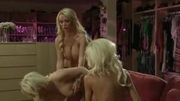 Kolme blondi jumalattaria