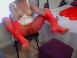 Ebony Kalika BIG Clit Pretty Pussy REAL AMATEUR Video 4 Voyeur Sensual Hot