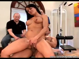 Anal Sex for a Swinger