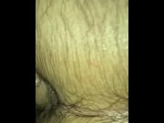 Jock strap breeding raw hole