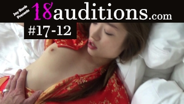 FULL SCENE #17-12 18yo REAL Asian Creampie (from China)